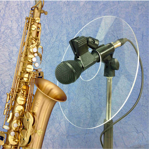 SOUND BACK Model 2 CLIP ON SAX Panel