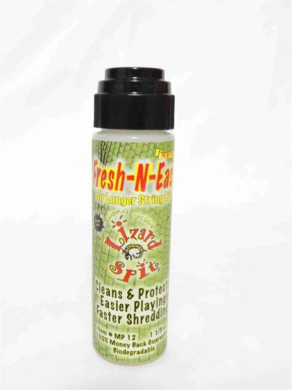 Lizard Spit Fresh-N-Easy Cleaner/Protector/Shed Lube for Strings