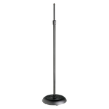 All Purpose Round Base Microphone Stand - AMERICAN RECORDER TECHNOLOGIES, INC. - 2