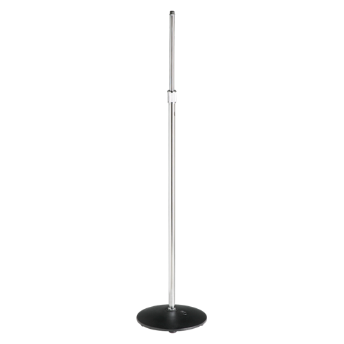 Low Profile Round Base Microphone Stand - AMERICAN RECORDER TECHNOLOGIES, INC. - 1