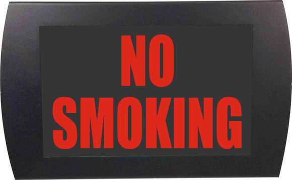 NO SMOKING  - LED Indicator Sign