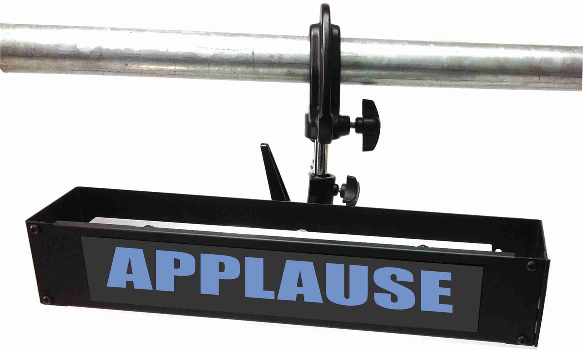 "AMERICAN RECORDER - 2RU ""APPLAUSE"" LED Lighted Sign with Pole Clamp Kit"