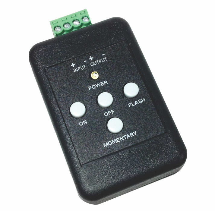 AMERICAN RECORDER - 4 Button Mini Control Switch for all OAS Series LED Lighted Signs