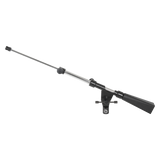Adjustable Mini Boom Chrome 2 lb Counterweight - AMERICAN RECORDER TECHNOLOGIES, INC. - 1
