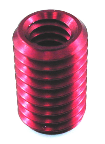 "3/8"" -16 (male) & 1/4"" -20 (female) x .60 Thread Adapter - AMERICAN RECORDER TECHNOLOGIES, INC."