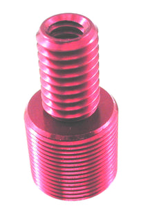"5/8"" to -27 (male) to 3/8"" -16 (female) Thread Adapter - AMERICAN RECORDER TECHNOLOGIES, INC."
