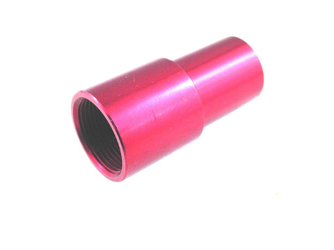 "5/8"" -27 (female) to 3/8-16 (female) Thread Adapter - AMERICAN RECORDER TECHNOLOGIES, INC."