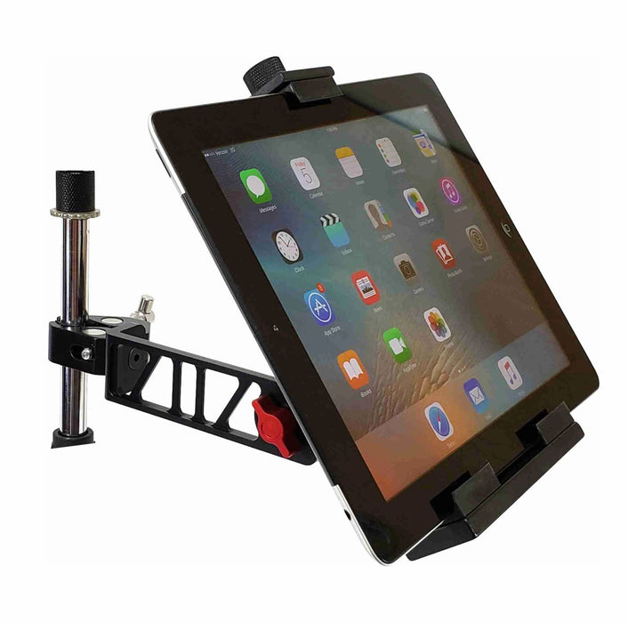 SMART BRACKET Heavy Duty PRO Pole Mount and Tablet Holder