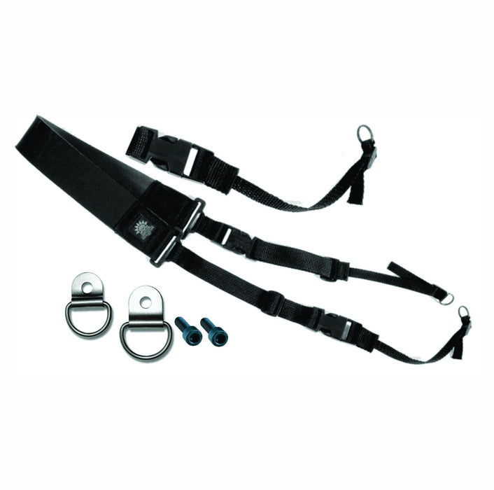 "SMART BRACKET Pro 44""-60"" Adjustable Neck Strap for Rectangle Frame"