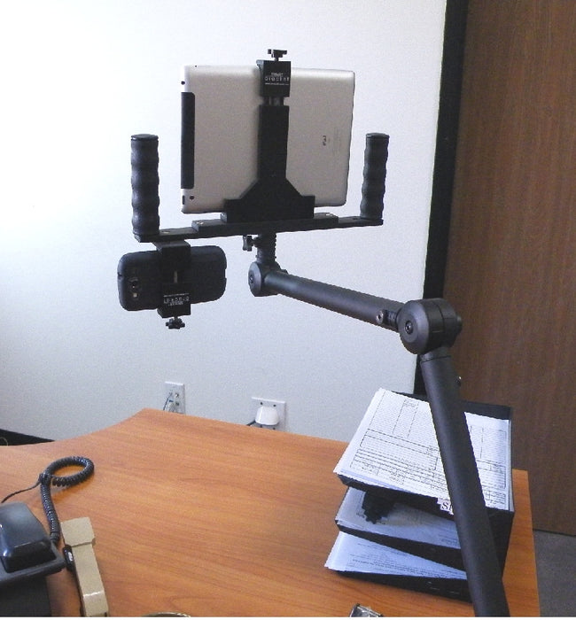ULTIMATE WORK STATION with SMART CLAMP - AMERICAN RECORDER TECHNOLOGIES, INC. - 2