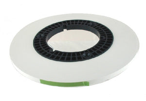 "1/4"" x 1000 ft. White Leader Tape - AMERICAN RECORDER TECHNOLOGIES, INC."