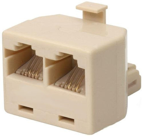 RJ11/12 Phone Line Splitter - AMERICAN RECORDER TECHNOLOGIES, INC.