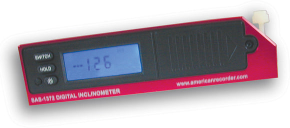Digital Inclinometer - AMERICAN RECORDER TECHNOLOGIES, INC.