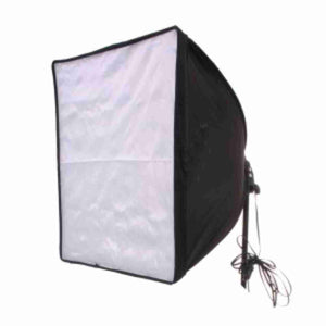 "Zumm Photo 20"" x 20"" SQUARE CFL SOFTBOX"