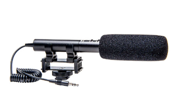 Telescopic Microphone