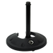 Desktop Stackable Mic Stand 6 inch Ebony - AMERICAN RECORDER TECHNOLOGIES, INC. - 1