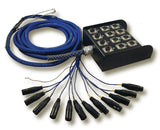 MULTI-CHANNEL AUDIO SNAKE CABLE - 32 CHANNEL - AMERICAN RECORDER TECHNOLOGIES, INC. - 2