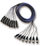 MULTI-CHANNEL AUDIO SNAKE CABLE - 32 CHANNEL - AMERICAN RECORDER TECHNOLOGIES, INC. - 1