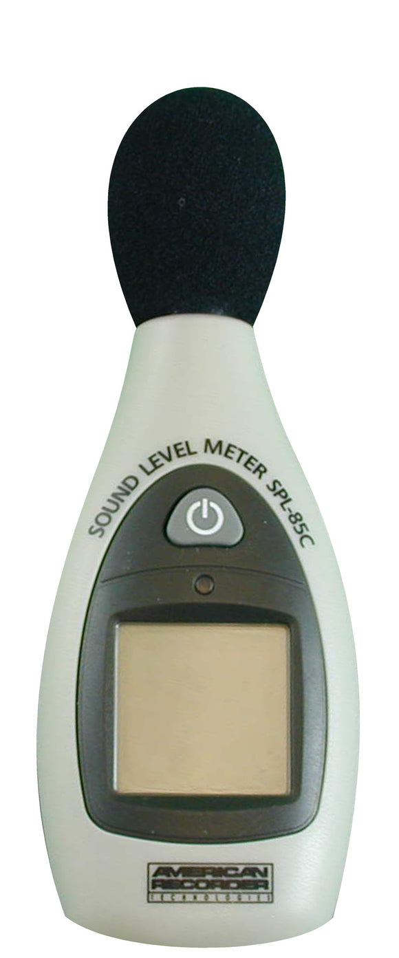 Mini Sound Level Meter - AMERICAN RECORDER TECHNOLOGIES, INC.