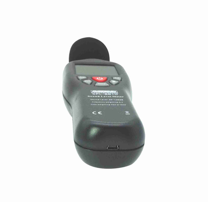 Full Function Digital Sound Level Meter - meets IEC 651 Type 2 standard