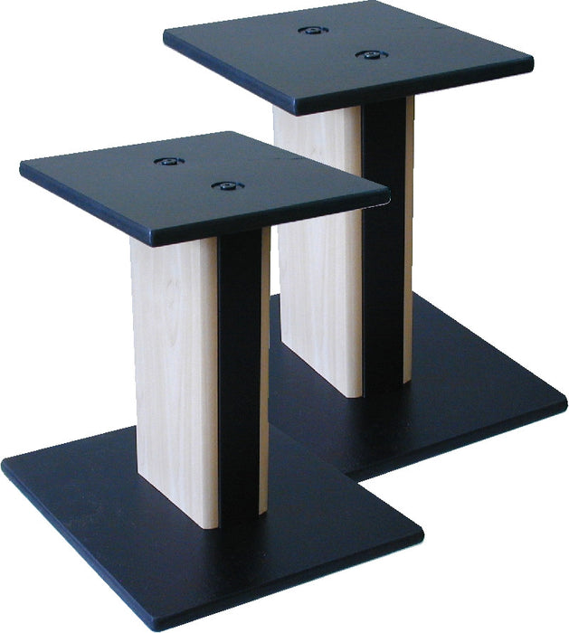 "12"" High Performance Speaker Monitor Stands - AMERICAN RECORDER TECHNOLOGIES, INC. - 2"