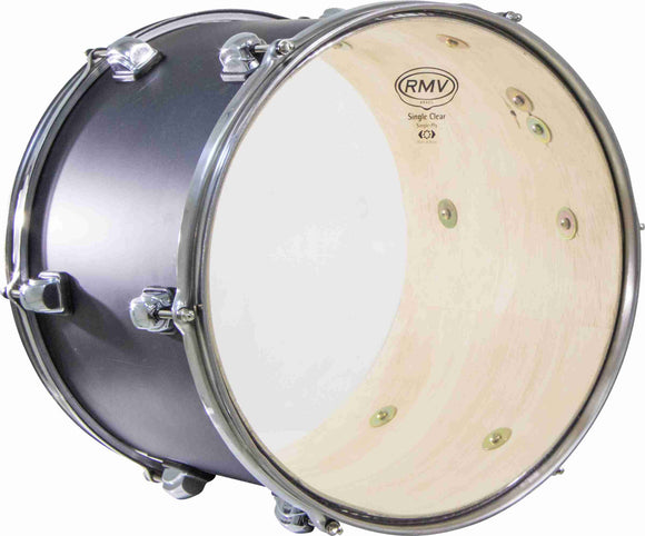 Single Clear Drumheads - AMERICAN RECORDER TECHNOLOGIES, INC.