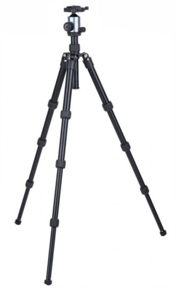 4 section carbon fiber tripod