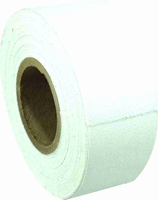 "1"" x 8 YARDS MINI ROLL GAFFERS TAPE WHITE - AMERICAN RECORDER TECHNOLOGIES, INC. - 6"