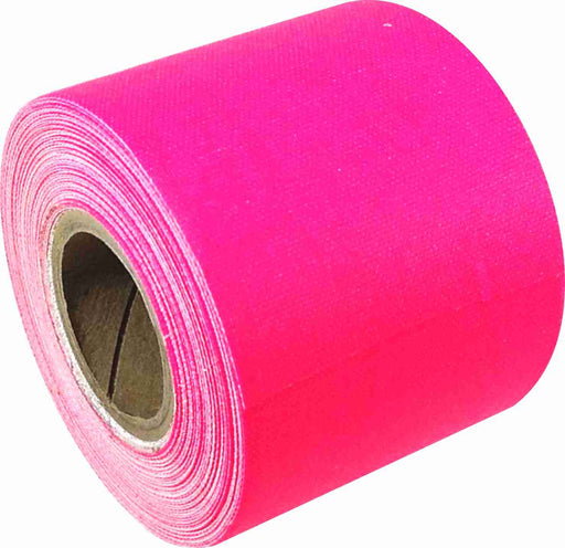 "2"" x 8 YARD MINI ROLL GAFFERS TAPE PINK - AMERICAN RECORDER TECHNOLOGIES, INC. - 4"