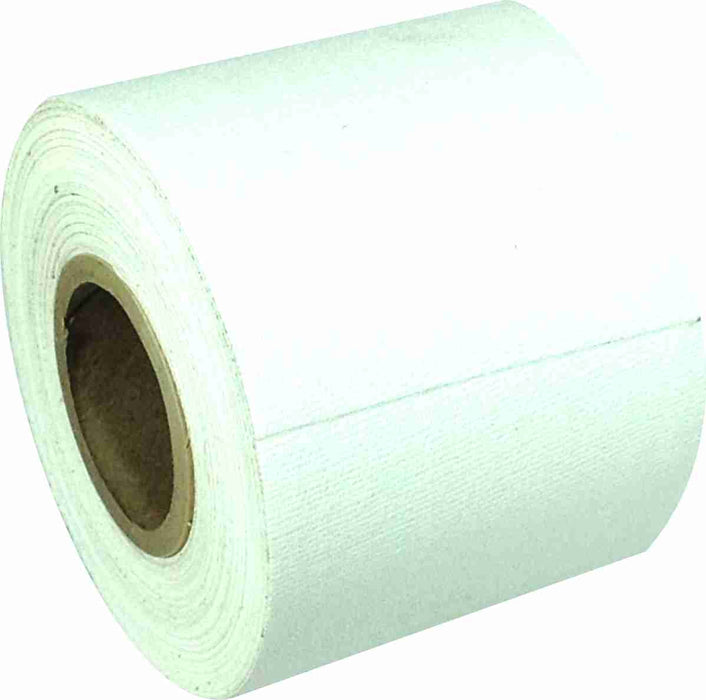 "2"" x 8 YARD MINI ROLL GAFFERS TAPE - WHITE - Single Rolls"