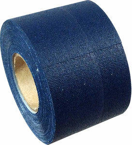 "2"" x 8 YARD MINI ROLL GAFFERS TAPE - BLUE - Single Rolls"