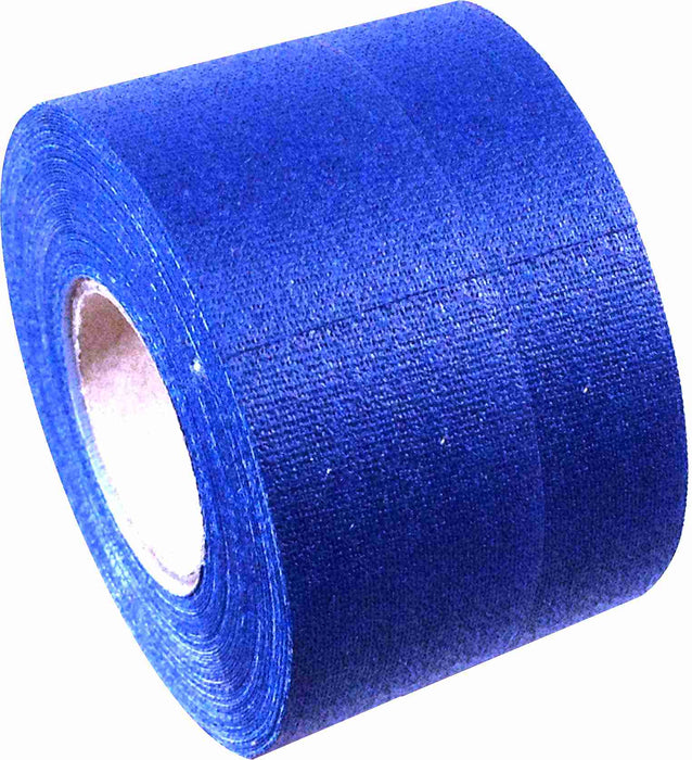 "2"" x 8 YARD MINI ROLL GAFFERS TAPE - ELECTRIC BLUE - Single Rolls"