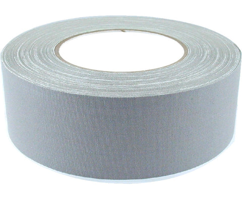 "2"" x 45 YARDS FULL ROLL GAFFERS TAPE - BLACK, WHITE or GRAY - AMERICAN RECORDER TECHNOLOGIES, INC. - 3"