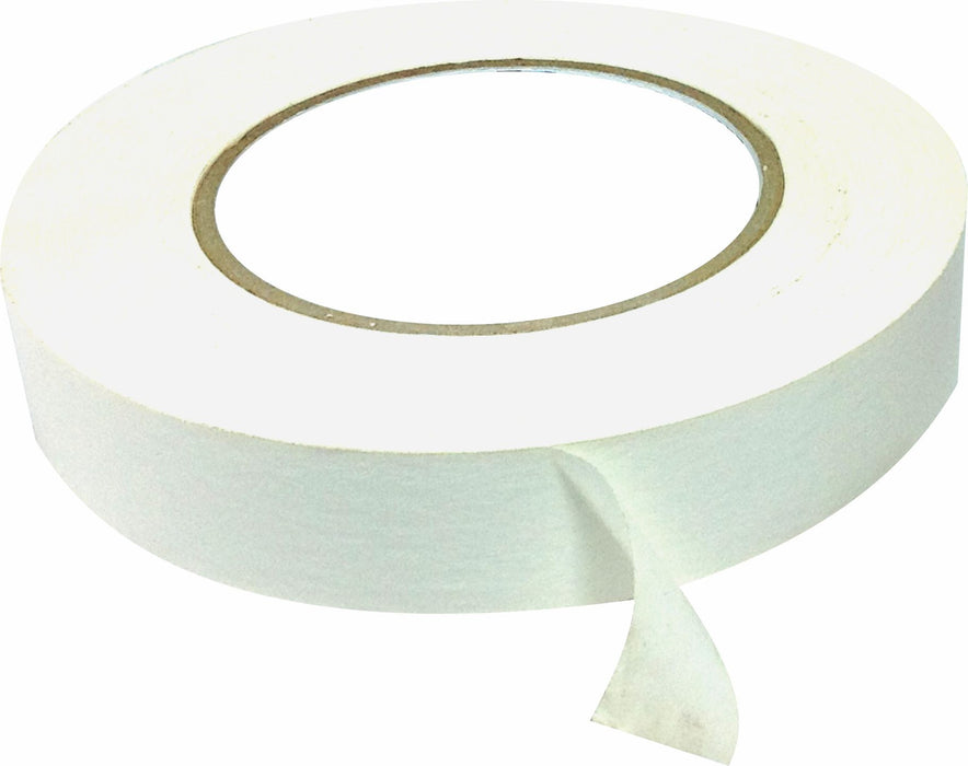 "3/4"" x 60 yard White Console Tape"