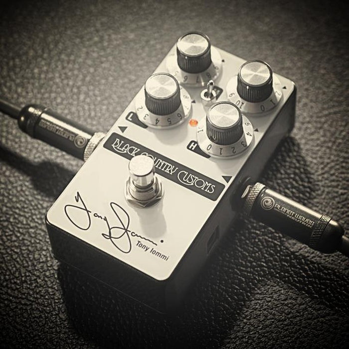 LANEY - Black Country Custom Tony Iommi TI Boost Guitar Pedal