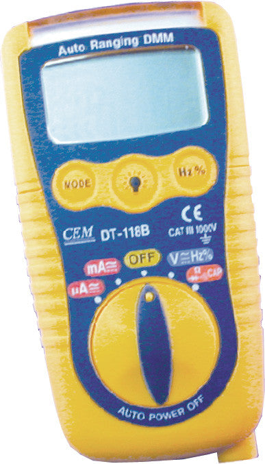 3 in 1 Digital Multimeter/Voltage Detector/Flashlight - AMERICAN RECORDER TECHNOLOGIES, INC.