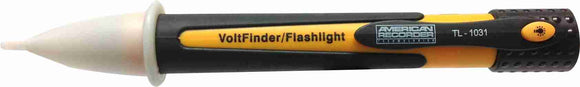 AC Voltage Detector/Flashlight - AMERICAN RECORDER TECHNOLOGIES, INC.