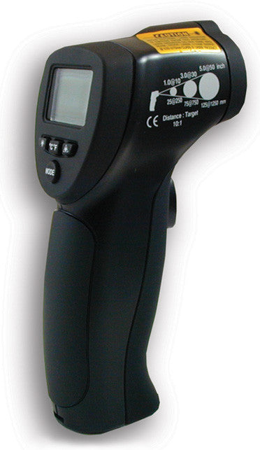 Compact Infrared Thermometer - AMERICAN RECORDER TECHNOLOGIES, INC.