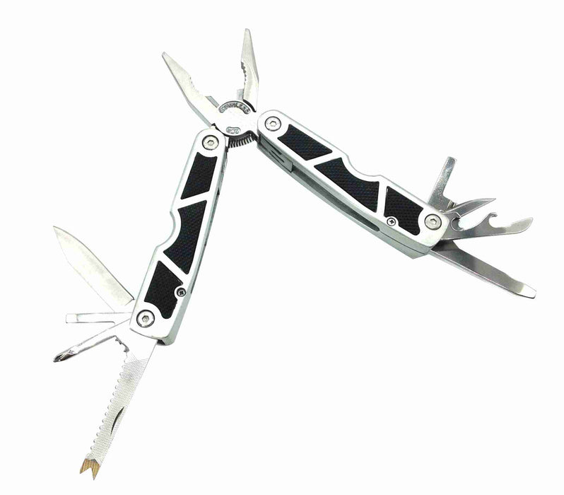 10 in 1 Multi Tool with Bit Set, open view - AMERICAN RECORDER TECHNOLOGIES, INC.