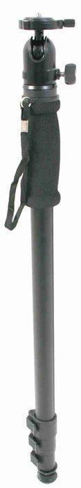 "69"" Aluminum Monopod with Ball Head - AMERICAN RECORDER TECHNOLOGIES, INC."