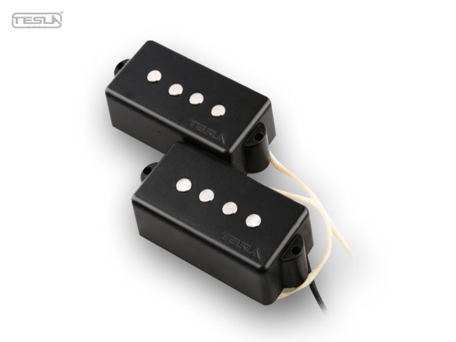 Tesla VR Series Staggard 4 String Bass Pickup