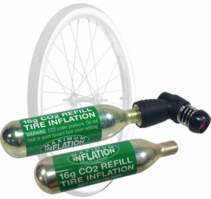 Gas Tire Pump Inflator