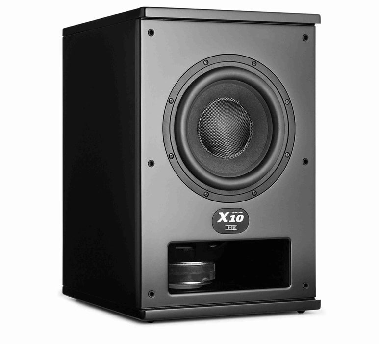 "X10 DUAL 10"" THX ULTRA2 CERTIFIED POWERED SUBWOOFER"