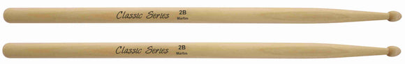 Classic Brazilian Ivory Drumsticks - AMERICAN RECORDER TECHNOLOGIES, INC.