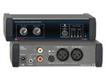 Dual Microphone Preamplifier - Stereo Output with Compressors - AMERICAN RECORDER TECHNOLOGIES, INC. - 1