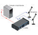 Dual Microphone Preamplifier - Stereo Output with Compressors - AMERICAN RECORDER TECHNOLOGIES, INC. - 2
