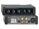 20 W Stereo Audio Mixer-Amplifier with EQ - 8 Ω, with Power Supply - AMERICAN RECORDER TECHNOLOGIES, INC. - 1