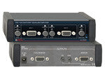 VGA/XGA Switcher/Equalized Amplifier - 2 Inputs, 2 Outputs - AMERICAN RECORDER TECHNOLOGIES, INC. - 1