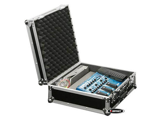 "17"" Guitar Pedal Board Flight Case"
