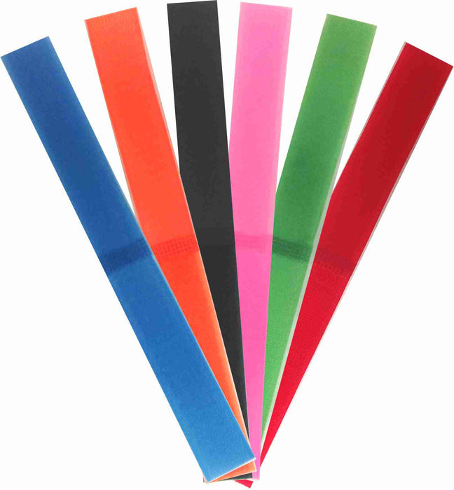 "REGRIP 12"" Tandem Style Reusable Cable Straps - 6 Pack"